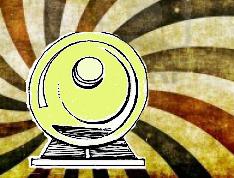circus globe logo